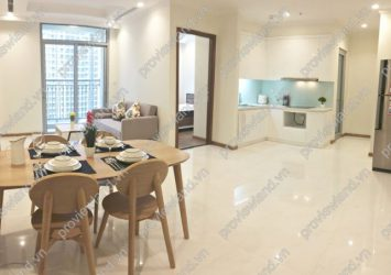 Vinhomes Central Park Serviced apartment for rent 72 sqm