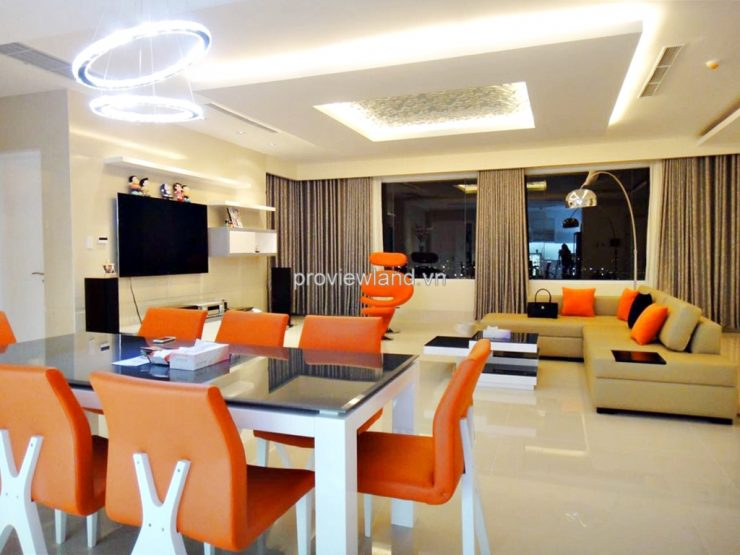 Penthouse Saigon Pearl for sale