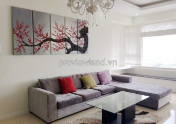 Saigon Pearl apartment for rent 3 bedrooms 140 sqm