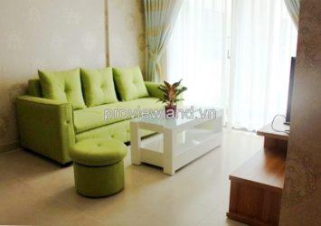 Masteri Thao Dien for rent 2 bedrooms 58 sqm harmony design