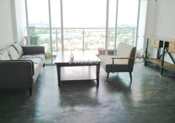 Hoang Anh Riverview apartment for rent 157 sqm 4 bedrooms