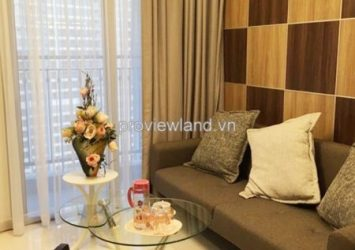 Vinhomes Central Park Serviced apartment for rent 2 bedrooms 81 sqm