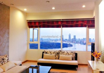 Saigon Pearl for rent 3 bedrooms 140 sqm river view
