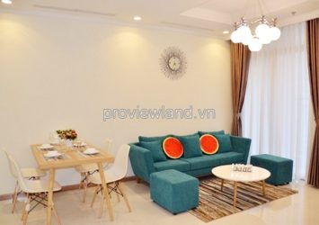 Vinhomes Central Park for rent 2 bedrooms 81 sqm
