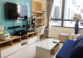 Masteri apartment for rent 1 bedroom 50 sqm at T4