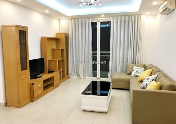 Fideco Riverview apartment for rent 3 bedrooms 140 sqm