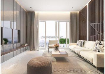 Tropic Garden apartment for rent 101 sqm 3 bedrooms