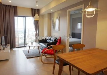 Masteri apartment for rent 70 sqm 2 bedrooms river view
