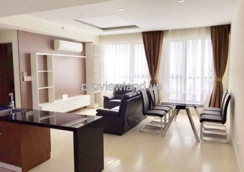 Masteri apartment for rent 92 sqm 3 beds fully furnished