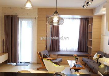 Masteri apartment for rent 70 sqm 2 beds full furniture
