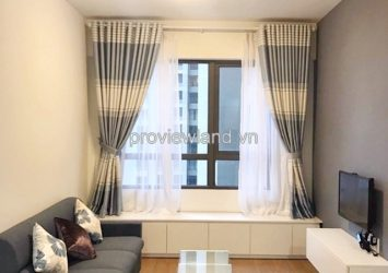 Masteri apartment for rent 1 bedroom 48 sqm fully furnished