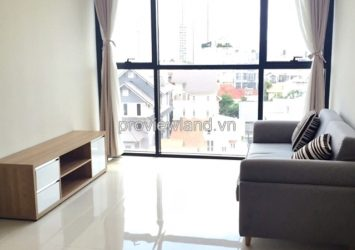 Ascent Thao Dien for rent full basic furniture 2 beds 70 sqm