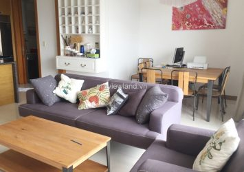 Xi Riverview apartment for rent 145 sqm 3 bedrooms fully furnished