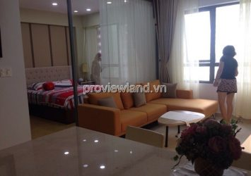 Masteri Apartment for rent 45m2  fully the furniture with 1 bedroom