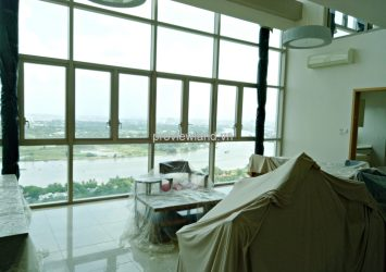 Penthouse The Vista for sale 381 sqm at T5 4 bedrooms unfurnished