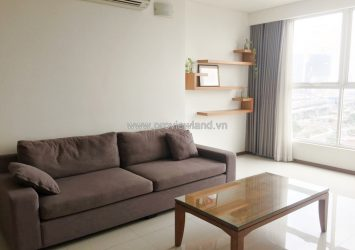 Thao Dien Pearl apartment for rent 3 beds 136 sqm balcony in bedroom