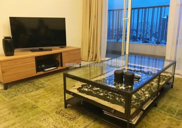 Thao Dien Pearl apartment for rent 2 beds full furniture high floor