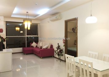 Thao Dien Pearl apartment for rent luxury design 2 beds