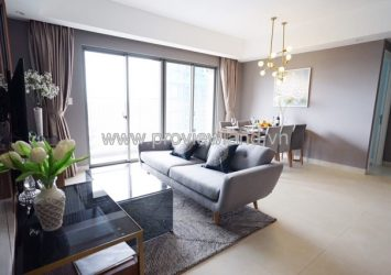 Masteri Thao Dien for rent river view 93 sqm 3 bedrooms