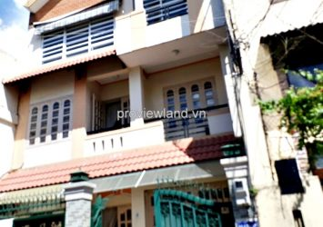 Villa for rent in District 1, Nguyen Van Nguyen St 5 beds 3 floors