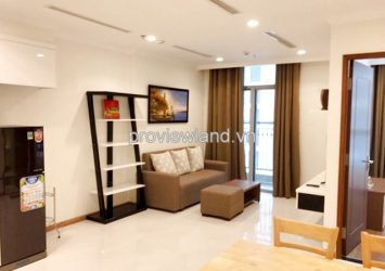 Vinhomes Central Park Serviced apartment for rent 1 bedroom 54 sqm