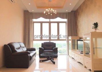 The Vista apartment for rent T1 tower with 101sqm 2 bedrooms 2 bathrooms