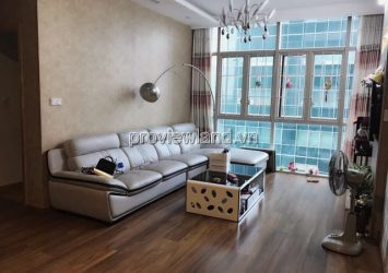 Apartment for rent The Vista  pool view,full furniture with  area 101sqm 3BRs