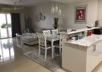 2 bedroom apartment for rent in River Garden with area 140m2 cheap
