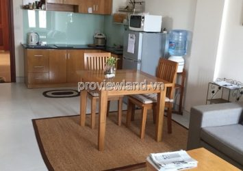 Serviced apartment for rent on Nguyen Thi Minh Khai 68sqm 2BRs full furniture