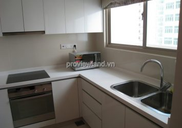 The Vista apartment for rent with 02 bedrooms pool view high floor full furniture
