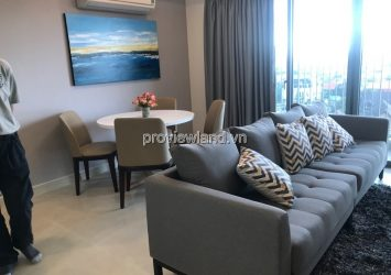 Masteri apartment for rent on 3bedrooms fully furnished