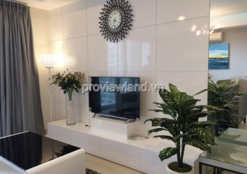 Apartment for rent Masteri  on high floor 3 bedrooms 92sqm view city