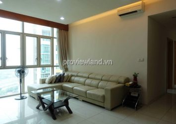 The Vista apartment for rent  15th floor  140sqm 3 bedrooms has balcony