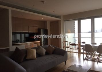 Apartment in Diamond island for rent with 2 bedrooms has area 98m2 fully furnished