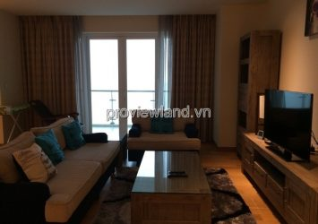 Diamond Island apartment for rent has area 108m2 2 bedrooms fully furnished