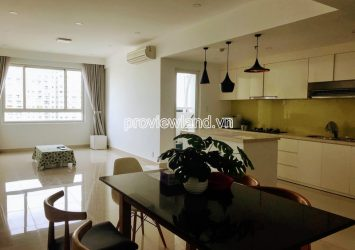 Apartment for rent Tropic Garden area 112sqm 3 bedrooms river view