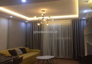 Apartment For Rent In Thu Thiem Sky area 58sqm 2 Bedroom full Furnished