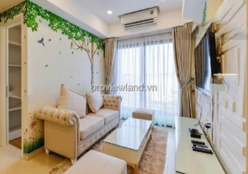 Apartment for rent Masteri Thao Dien T5 tower 30th floor area 73sqm 2 bedrooms
