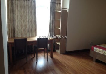 Hoang Anh Riverview for rent 4 bedrooms full furniture 19th floor with area 162 sqm