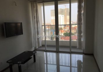 Thao Dien Pearl apartment for rent 2 bedrooms 100 sqm 6th floor