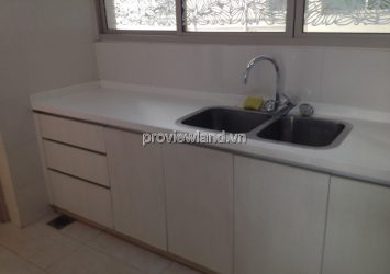 Apartment in The Vista an phu has area 142sqm 3 bedrooms nice furniture