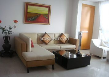 The Manor apartment for rent 24th floor 2 bedroom 100sqm river view