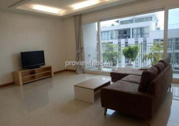Apartment for rent in XI Riverview 145sqm 3BRs fully furnished