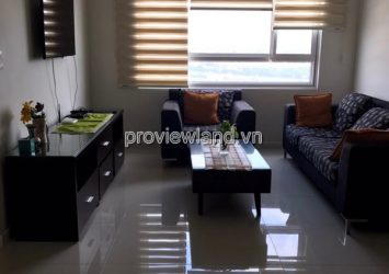 Tropic Garden apartment for rent at District 2 C1 tower 25th floor with area 76sqm 2 bedrooms