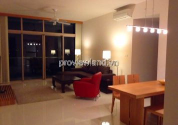 Apartment for rent The Vista low floor T4 tower area 148sqm 3 bedrooms full furniture