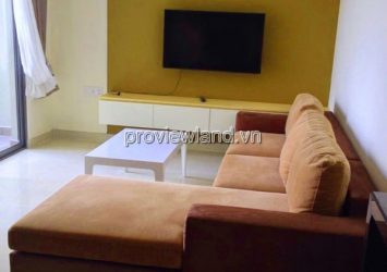 Masteri apartment for rent at district 2 high floor T4 tower area 76sqm 2 bedrooms river view