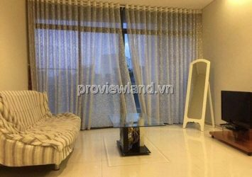 Apartment for rent City Garden low floor with area 70sqm 1 bedroom