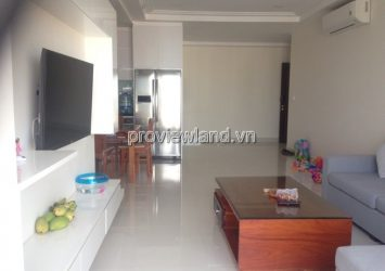 Apartment for rent Sunrise City District 7 with 3 bedrooms 12th floor fully furnished