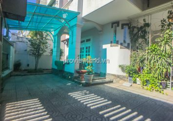 Villa Thao Dien for sell with area 240sqm 5BRs 3 floors full furniture
