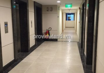 Masteri Thao Dien duplex apartment for rent high floor T1 tower 4 bedrooms full furniture